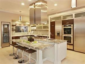 Guides to Apply L Shaped Kitchen Island for All Size ...