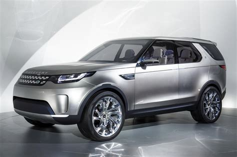 Land Rover Car : Next-gen Land Rover Discovery Previewed By Car Magazine