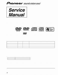 D29 Pioneer Avic D1 Owners Manual