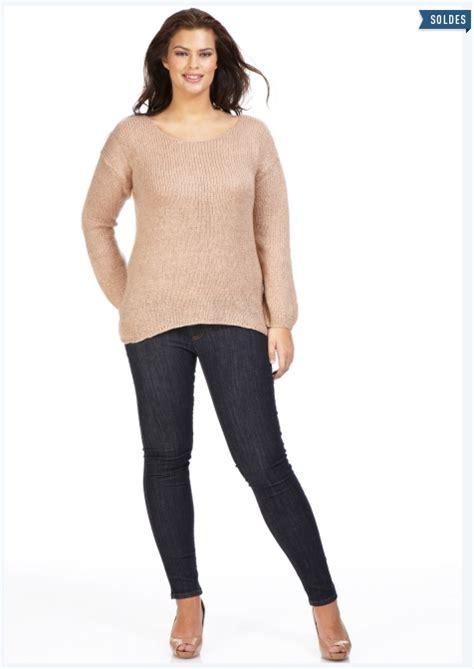 vetement femme grande taille tendance pret  porter