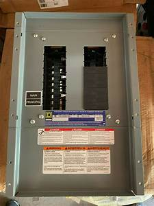 Wiring Manual Pdf  125 Amp Sub Panel Wiring Diagram