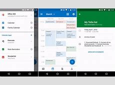 Outlook for iOS and Android gets new calendar integrations