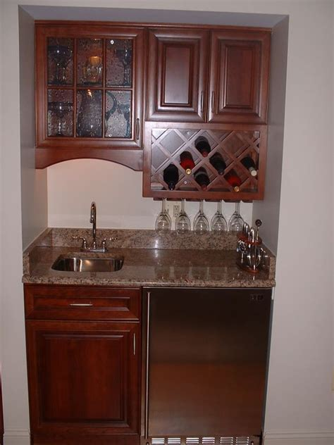 Home Bar With Sink by A Up Of A Beautiful Bar We Installed