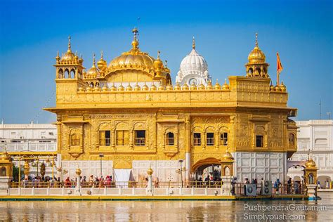 Golden Temple Amritsar Punjab India Travel Pics Blog