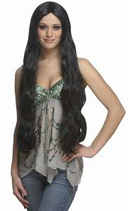 Atlantis Mermaid Wig Long Wavy Hair Hippie Greek Goddess