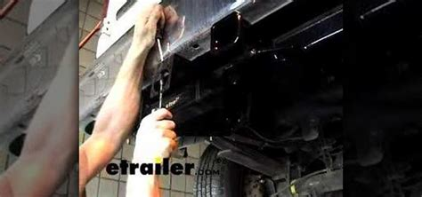 install trailer wiring harness how to install a trailer wiring harness with no tow