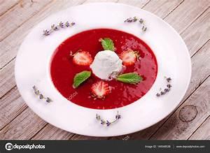 Kann Man Minze Einfrieren : erdbeer suppe mit eis und minze p rierte erdbeeren ~ Lizthompson.info Haus und Dekorationen