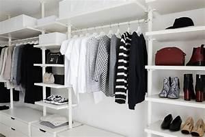 Ikea Offener Kleiderschrank : die besten 20 offener kleiderschrank ideen auf pinterest kleiderschrank und offene garderobe ~ Eleganceandgraceweddings.com Haus und Dekorationen
