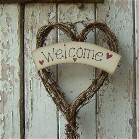 welcome signs for door mamaw s place the welcome door