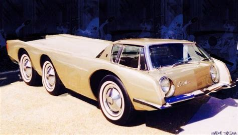 Studebaker Avanti- Avantipede..... | Concept Automobiles ...
