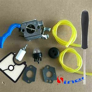 Carburetor Fuel Line Grommet Kit Husqvarna Leaf Blower 581798001 545081811 125b