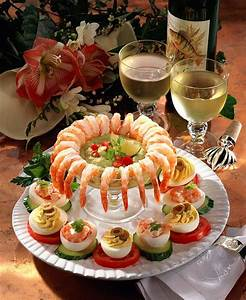 Kühlschrank Für Kalte Räume : garnelen platte mit gef llten eiern rezept lecker ~ Michelbontemps.com Haus und Dekorationen