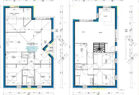 maison plain pied avis sur plan constructeur de 92 m