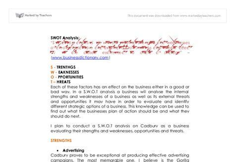 Media analysis essay