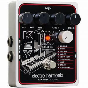 Ehx Key9 Electric Piano Machine Review