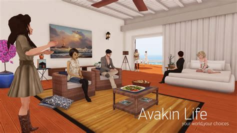 avakin gamerevolution game