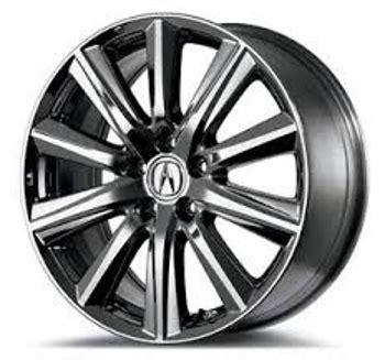 Factory Acura Parts by 2016 Acura Mdx 5 Door 19 Quot Alloy Wheels 08w19 Tz5 200a