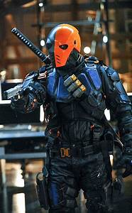 Deathstroke, On, Arrow, From, All, The, Greatest, Superhero, Costumes, On, Tv, U2014ranked, From, Super, Tragic, To