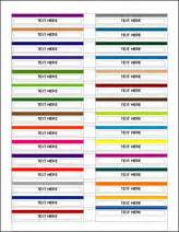 8 best images of free printable filing labels free With free printable file folder labels