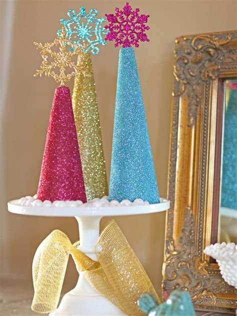 how to make traditional romantic christmas decorations diy
