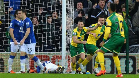 Norwich 1-1 Everton: Player Ratings From a Game of 2 ...