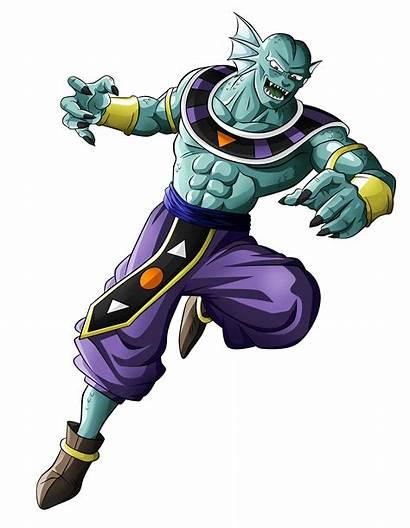 Destruction God Universe Geene Goku Dragon Ball
