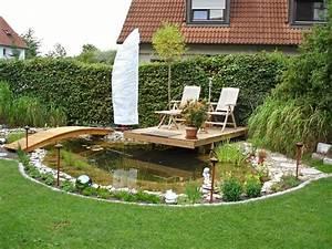 Kleiner Bachlauf Garten : der gartenfreund teiche und bachl ufe ~ Michelbontemps.com Haus und Dekorationen