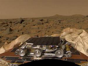 NASA - Pathfinder and Sojourner: 10 Years Later