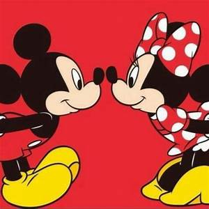 heart, love, mickey and minnie - image #3067788 by ...