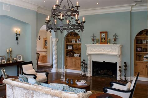 Decorating Mediterranean Living Room Ideas
