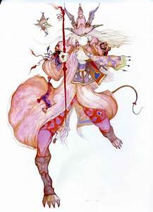 SPECTRUM NEXUS Final Fantasy IX Artbook Image 37 Of 86