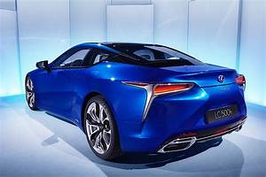 Lc Autos : lexus lc 2016 autoevolution ~ Gottalentnigeria.com Avis de Voitures