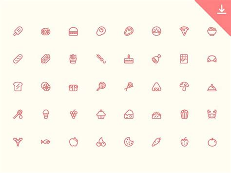 295+ Cool Free Icons Sets