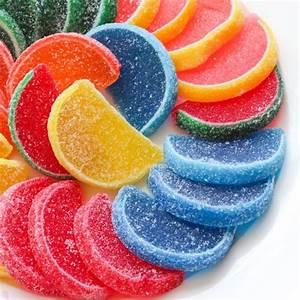 Baby Gummy Fruit Slices