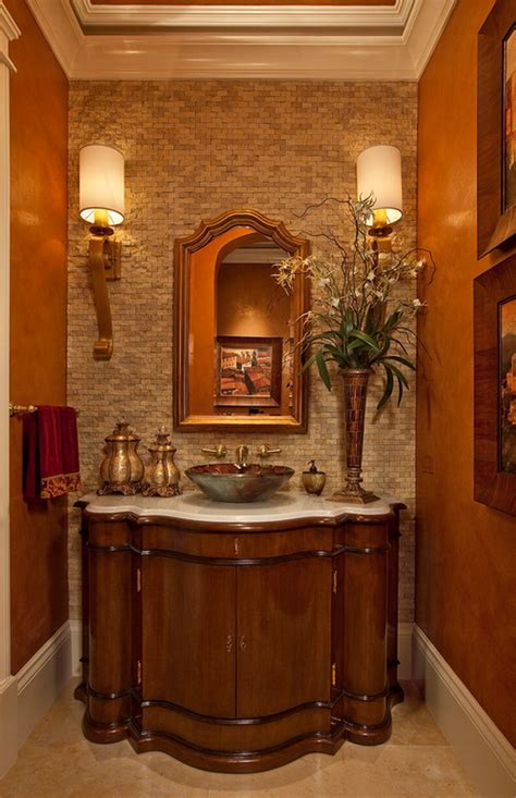 Warm Colors For Bathroom Walls by Bathrooms Wrapped In Warm Colors Remodeling Contractor
