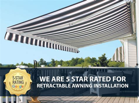 retractable awning installers  awning warehouse ny awnings nj awnings