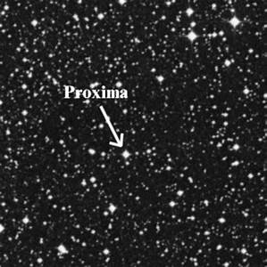 Proximus Centauri Star - Pics about space