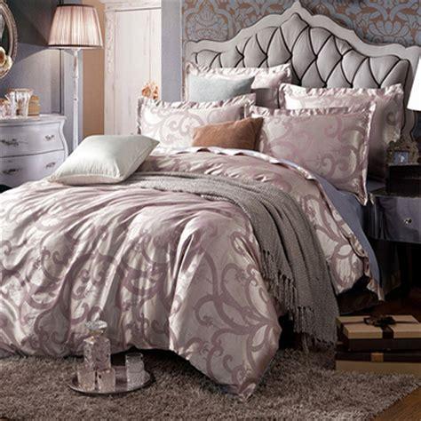 us tnt free shipping king size bedding set tribute silk