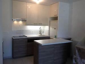 comment construire une cuisine comment construire une With charming meuble cuisine style campagne 7 ilot central cuisine en bois uzes