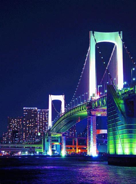 colorful tokyo nightscapes youramazingplacescom