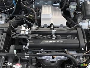 2000 Honda Cr