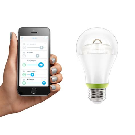 ge launches 15 link smart led light bulb
