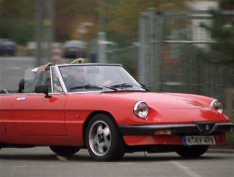 Alfa Romeo Cobra :  1983 Alfa Romeo Spider In