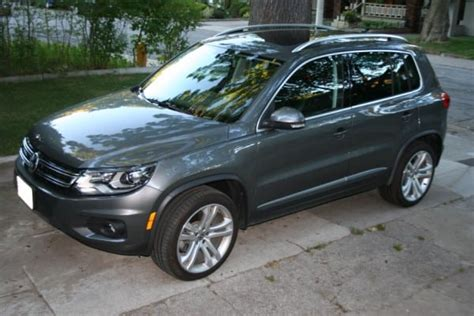 2012 Volkswagen Tiguan Review And Test Drive