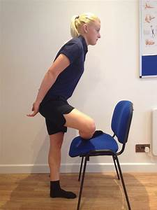 Hip, Gluteal & Piriformis Muscles Stretch; Standing - G4 ...