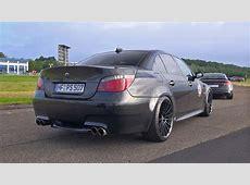 BMW M5 58L F1 DINAN STROKER 630HP BLACK BEAST! YouTube