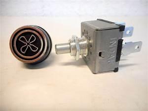 Rotary A  C 3 Speed Blower Switch Universal Type W    U0026 39 Fan