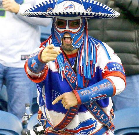 Fan Buffalo Bills Pancho Billa