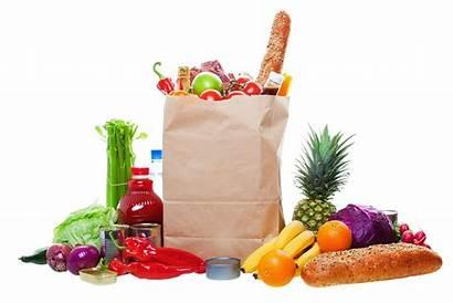 Transparent Groceries Mart Title