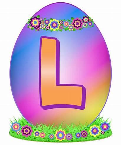 Easter Letter Egg Publicdomainpictures Domain